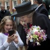 Koningin Beatrix en Maud